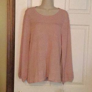 Liz Claiborne Sweater Top NWT